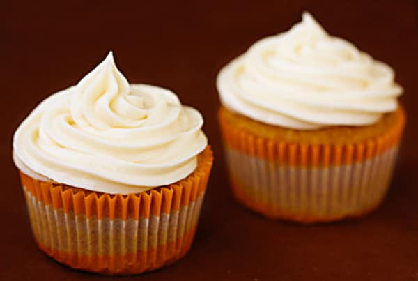 Images Of Carrot Cake Cupcakes : Carrot Cake Cupcakes (collection) - Moms & Munchkins