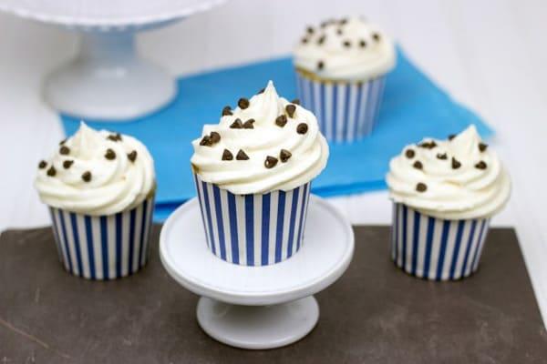Chocolate Chip Cupcakes
