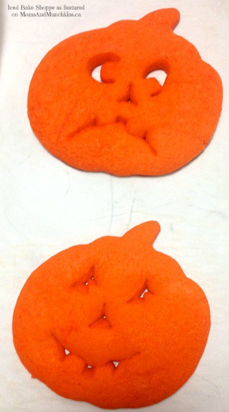 stained glass cookies halloween