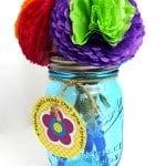 Beautiful Flower Pens – DIY Teacher Gift Idea