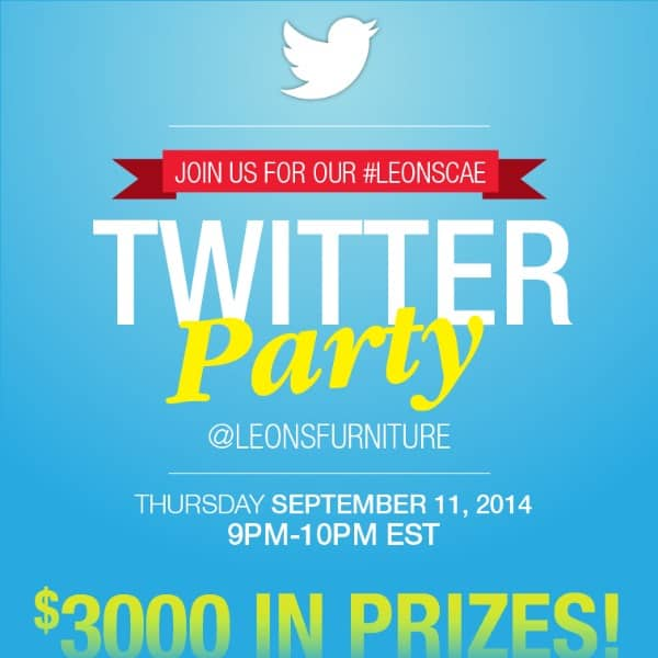 Leon's Twitter Party