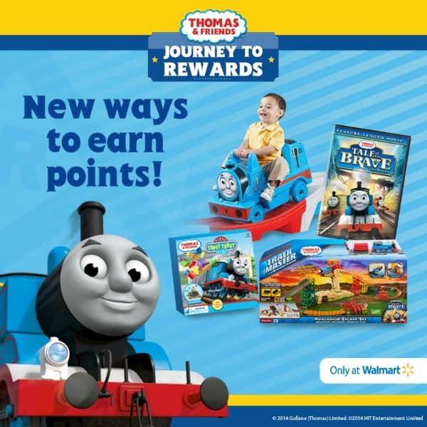 Thomas & Friends Reward Program