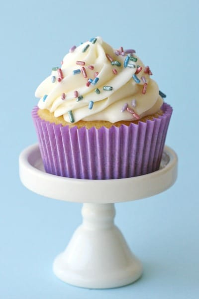 Vanilla Cupcake Recipes