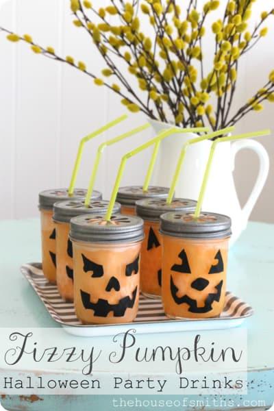 Halloween Drinks For Kids