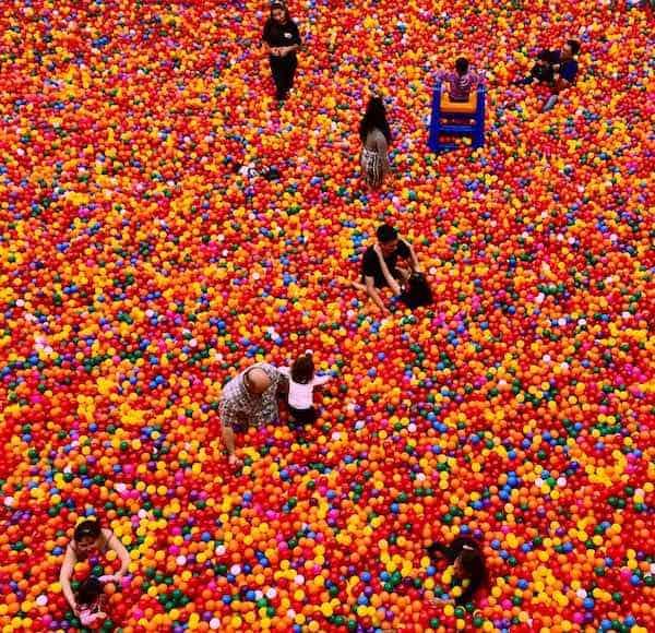 Huge Ball Pit