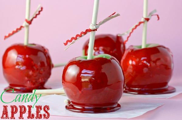 Candy Apple Recipe