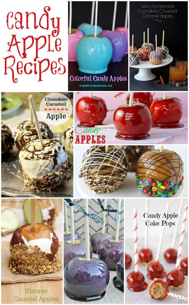 Candy Apple Recipe