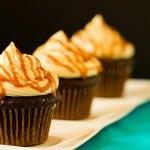 Caramel Cupcakes
