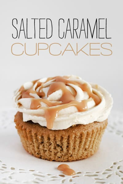 Caramel Cupcake Recipes