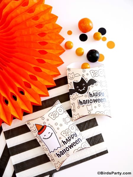Free Halloween Printables For Kids