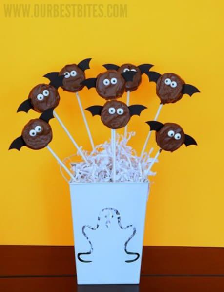 Halloween DessertsOreo Halloween Desserts