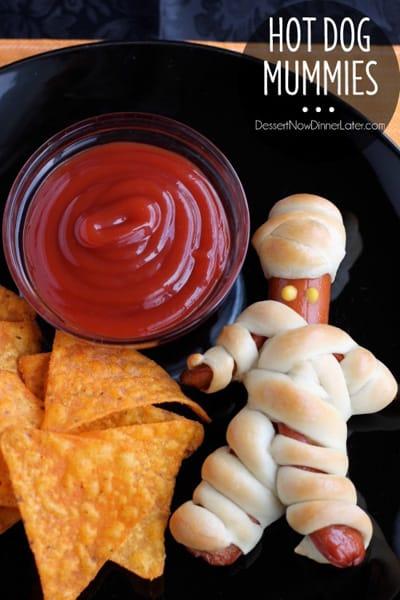 Our Kids Mom Mummy Hot Dog Pinterest