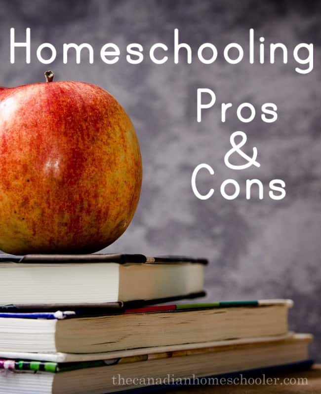 Homeschooling Pros and Cons