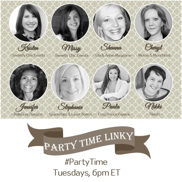 Party Time linky