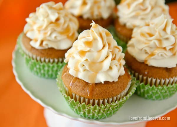 Pumpkin Cupcakes (Collection) - Moms & Munchkins