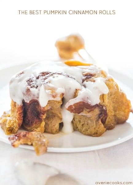Thanksgiving Brunch Recipes