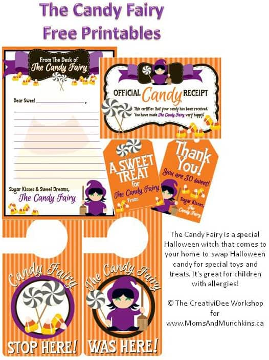 Switch Witch Printables