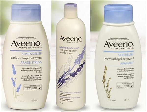 Aveeno Body Wash Canada