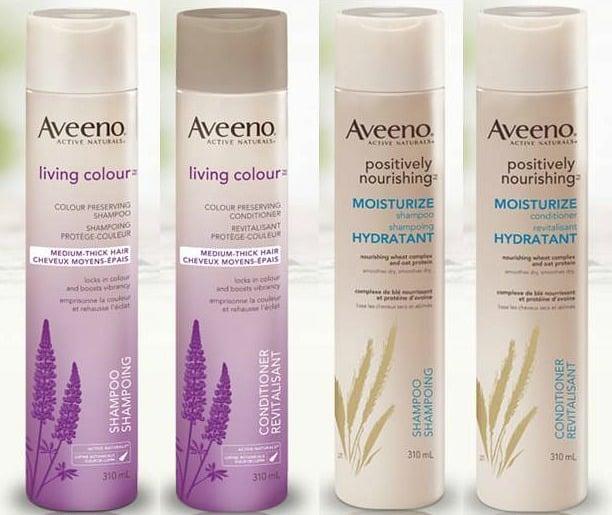 Aveeno Hair Care - Keeping My Hair Smooth & Shiny