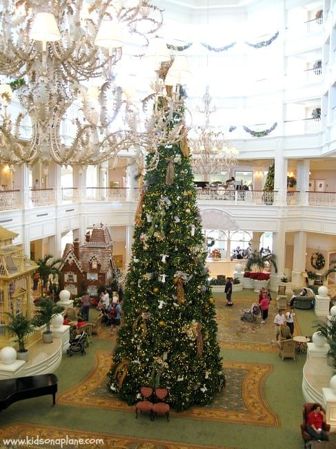 Disney World During Christmas