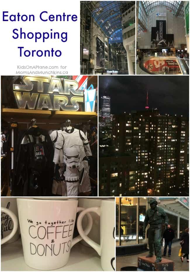 Toronto Girlfriend Getaway - Eaton Chelsea