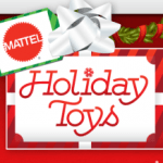 Mattel Holiday Toys