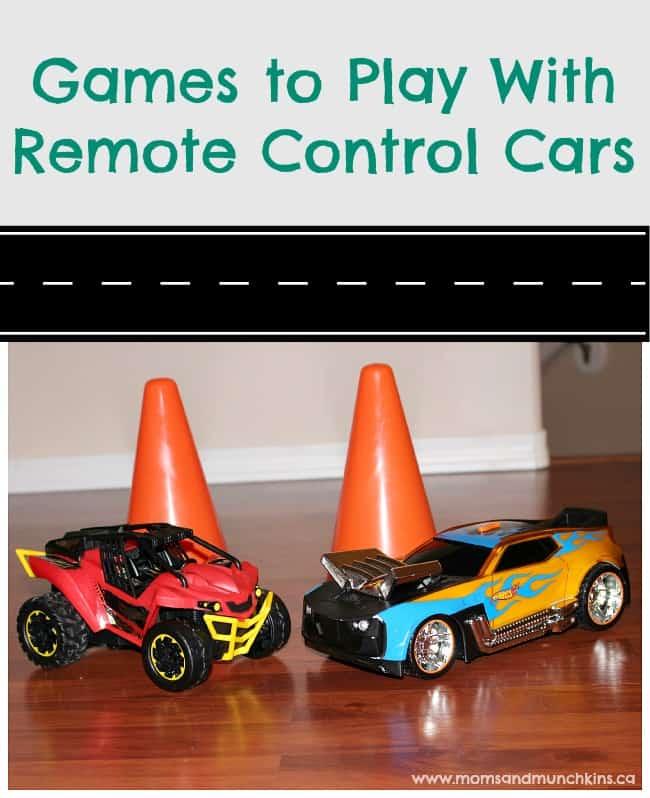 Remote Control Car Games