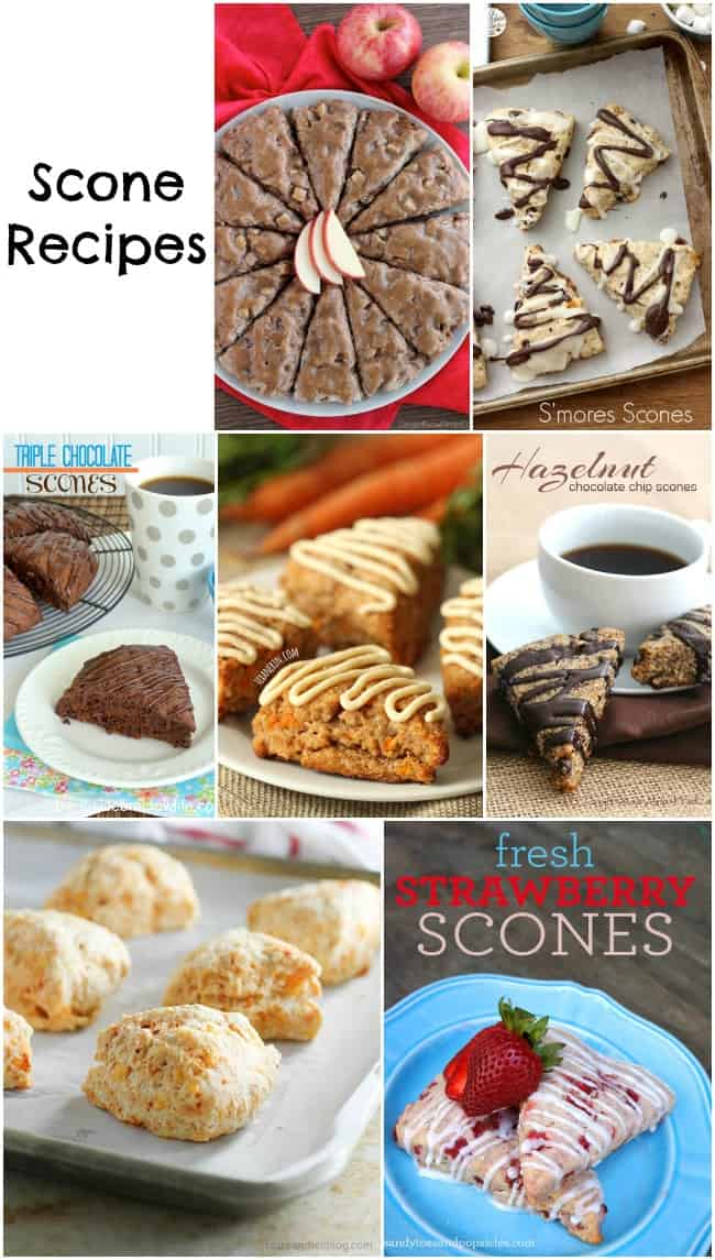 Scone Recipes