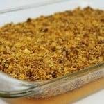 Sweet Potato Coconut Crunch Casserole
