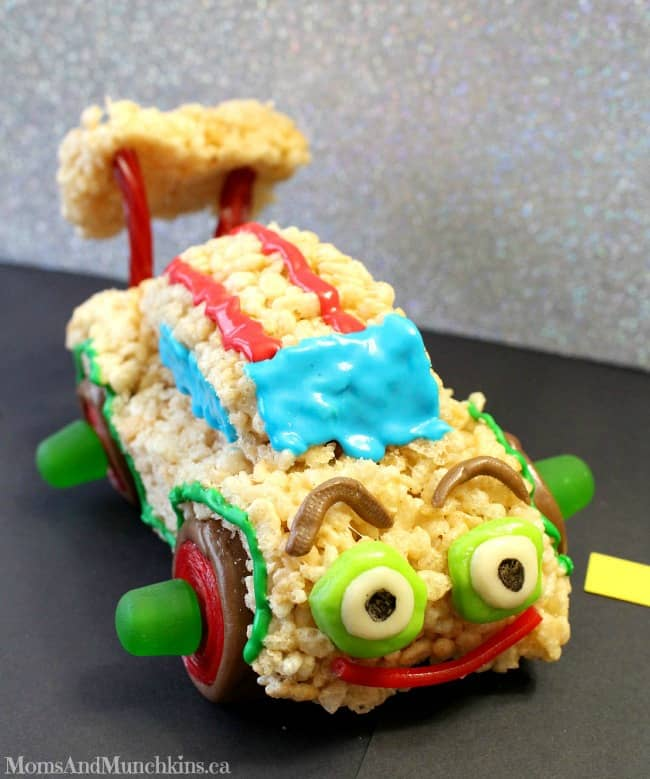 Rice Krispies Treats For Toys - Creative Ways to Donate