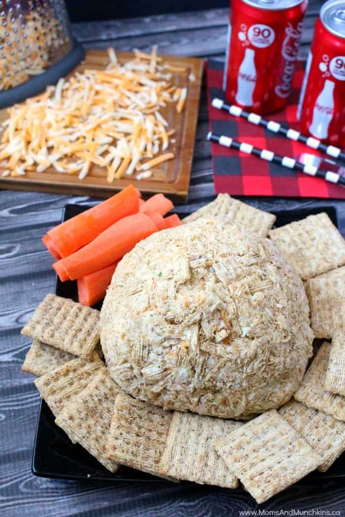 Bacon Ranch Cheese Ball Recipe
