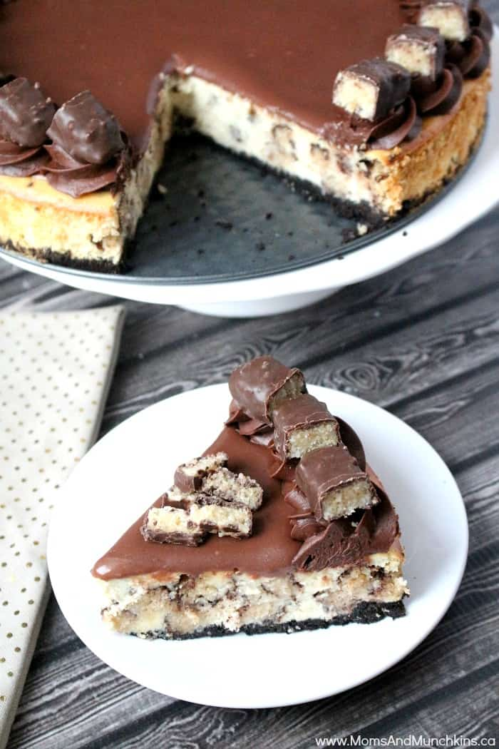 Chocolate Macaroon Cheesecake Recipe