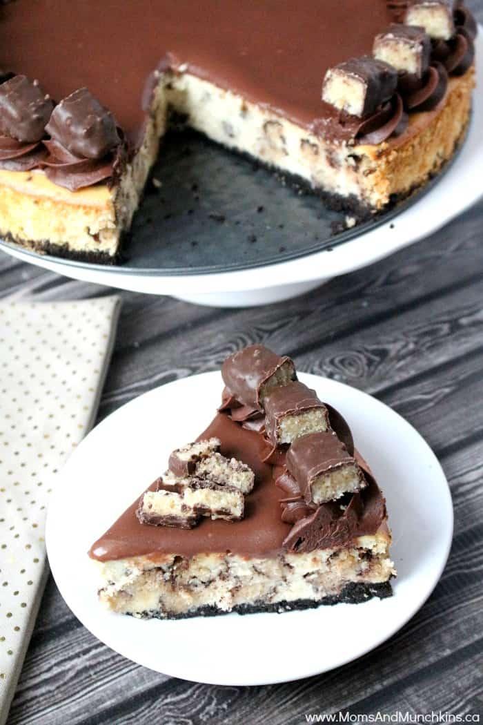 Chocolate Macaroon Cheesecake Recipe