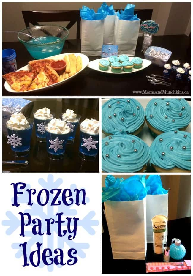 Frozen Dinner Party