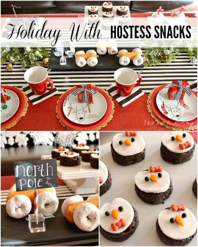 Holidays with Hostess Snacks
