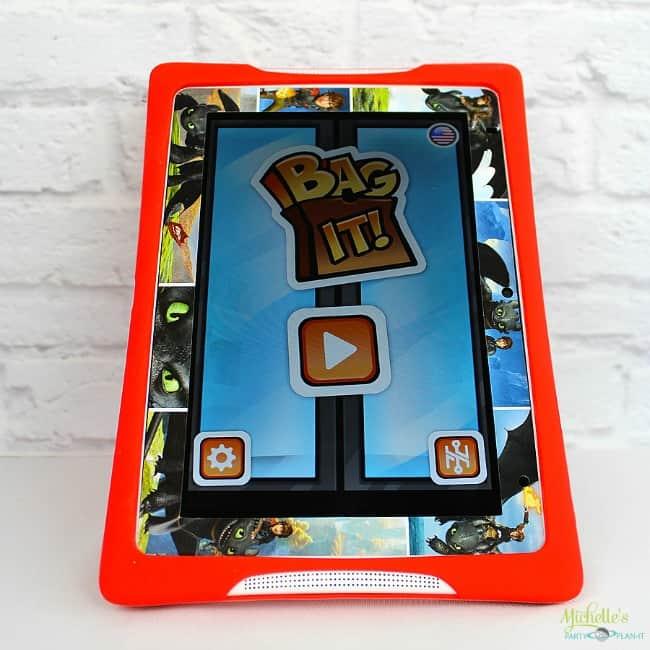 Nabi dreamtab - Ipad mini shattered screen