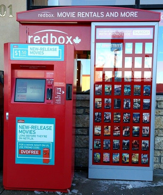 Family Activity Ideas - Redbox Canada