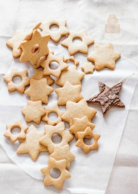 Star Cookie Candle Holder