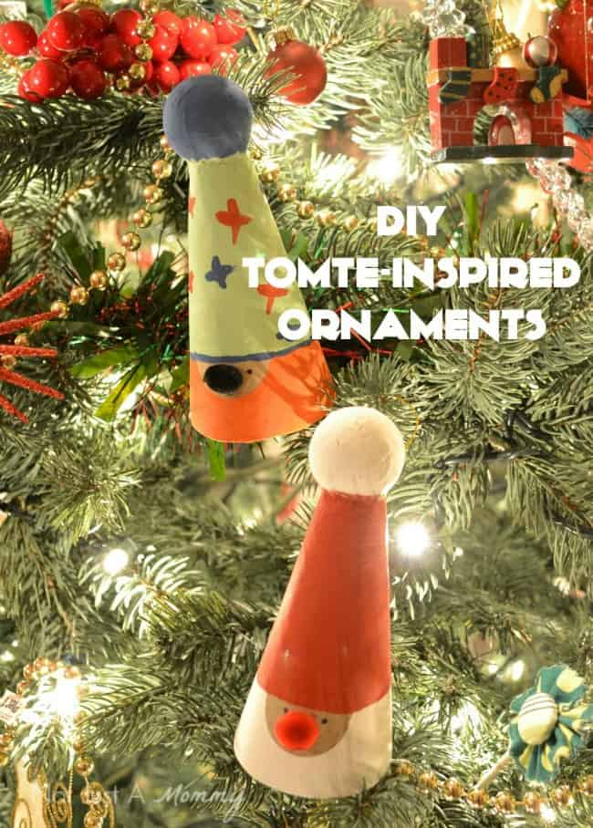 Tomte Ornaments