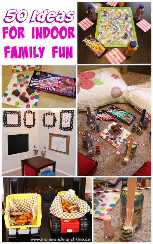 Indoor Family Fun