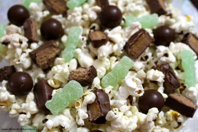 Alien Invasion Popcorn