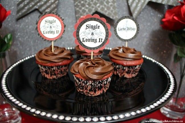 Anti Valentine S Day Party Moms Munchkins