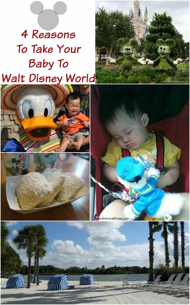 Baby To Walt Disney World What Is The Right Age