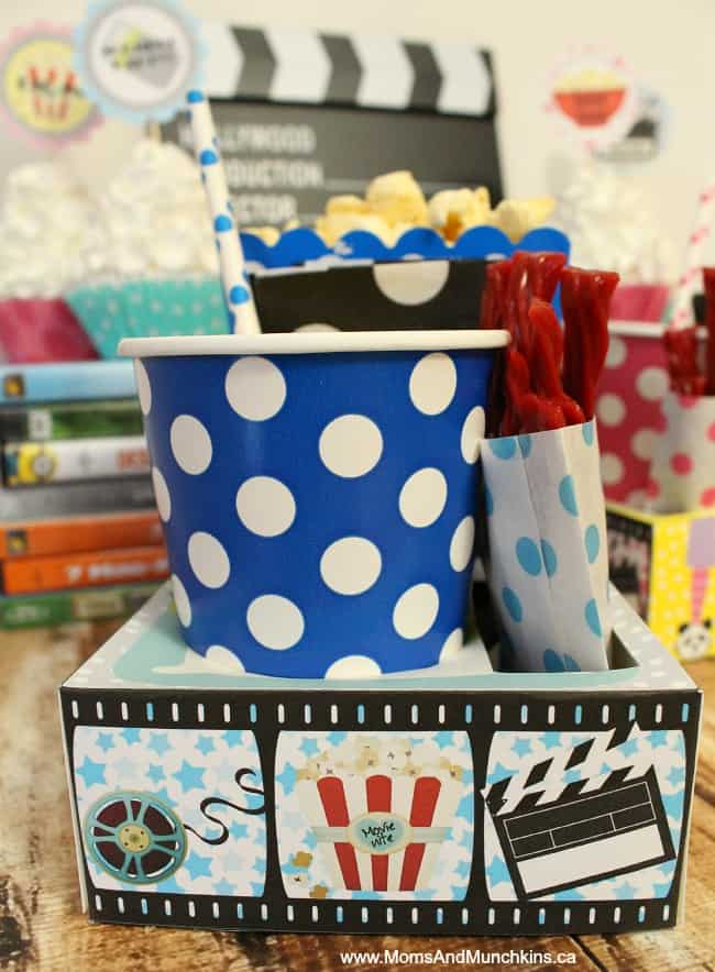 Movie Night Printables