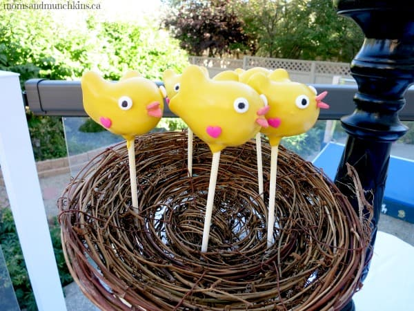Tweetie Pie Baby Shower