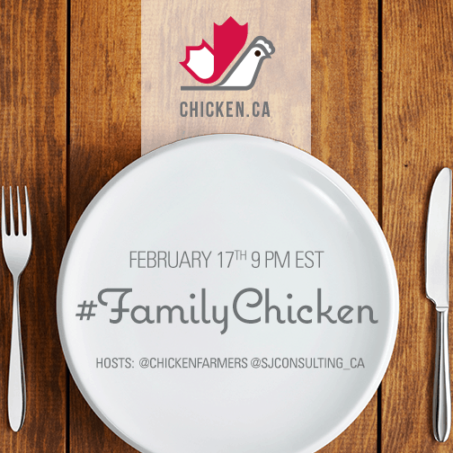 FamilyChicken Twitter Party