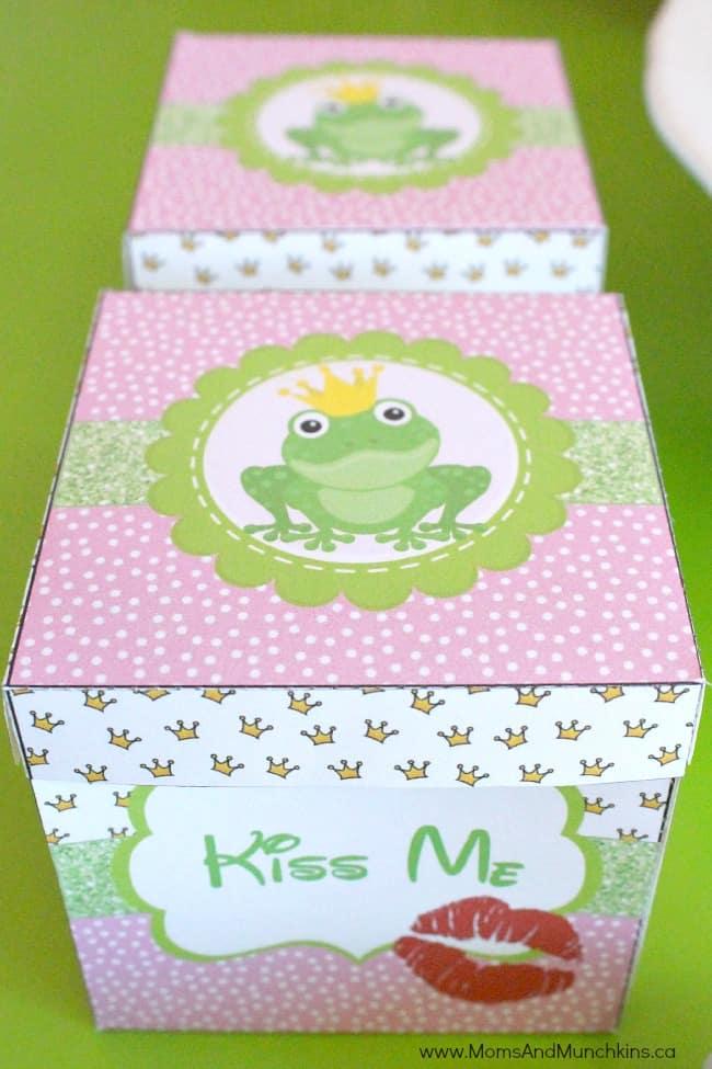 Frog Prince Bridal Shower
