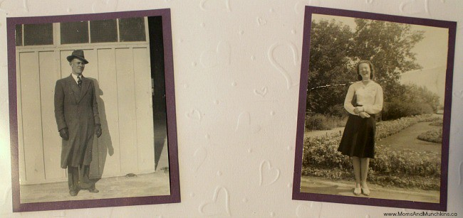 Mitchell Grandparents