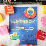 Free Space & Alien Valentines