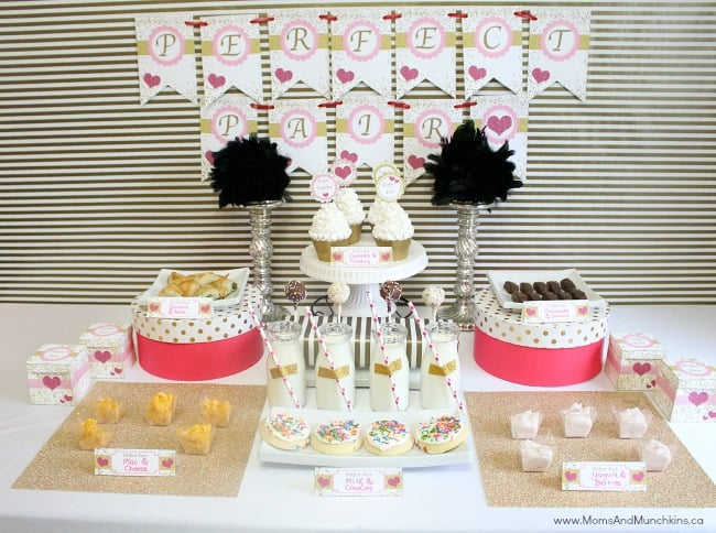 Perfect Pair Bridal Shower